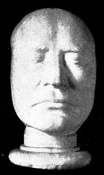 edmund-burke-death-mask