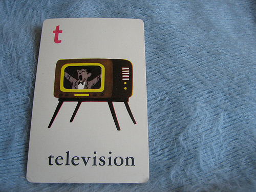 T Stands for Television