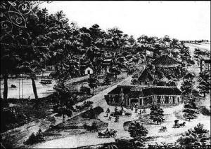 Bismark Grove, Lawrence, Kansas, c. 1878
