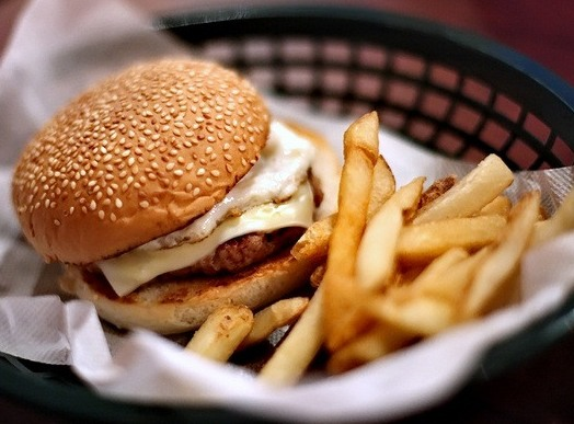 burger basket 1