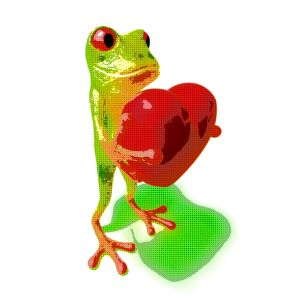 family frog