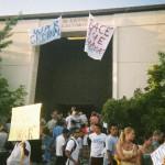 pomona protest