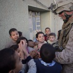 soldier-giving-children-candy