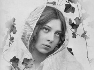 Sigrid Undset photograph
