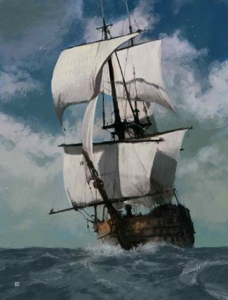 Ship_in_full_sail_by_Munin