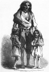 Famine Victims