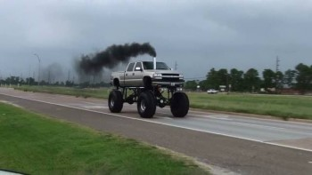 Rollin Coal and the Empire of Desire