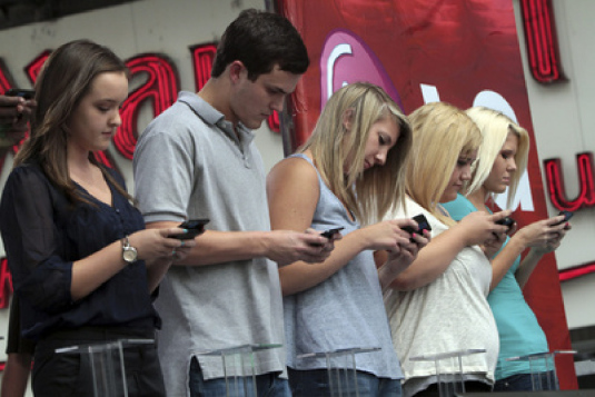 Texting: Why I Resolve to Avoid It