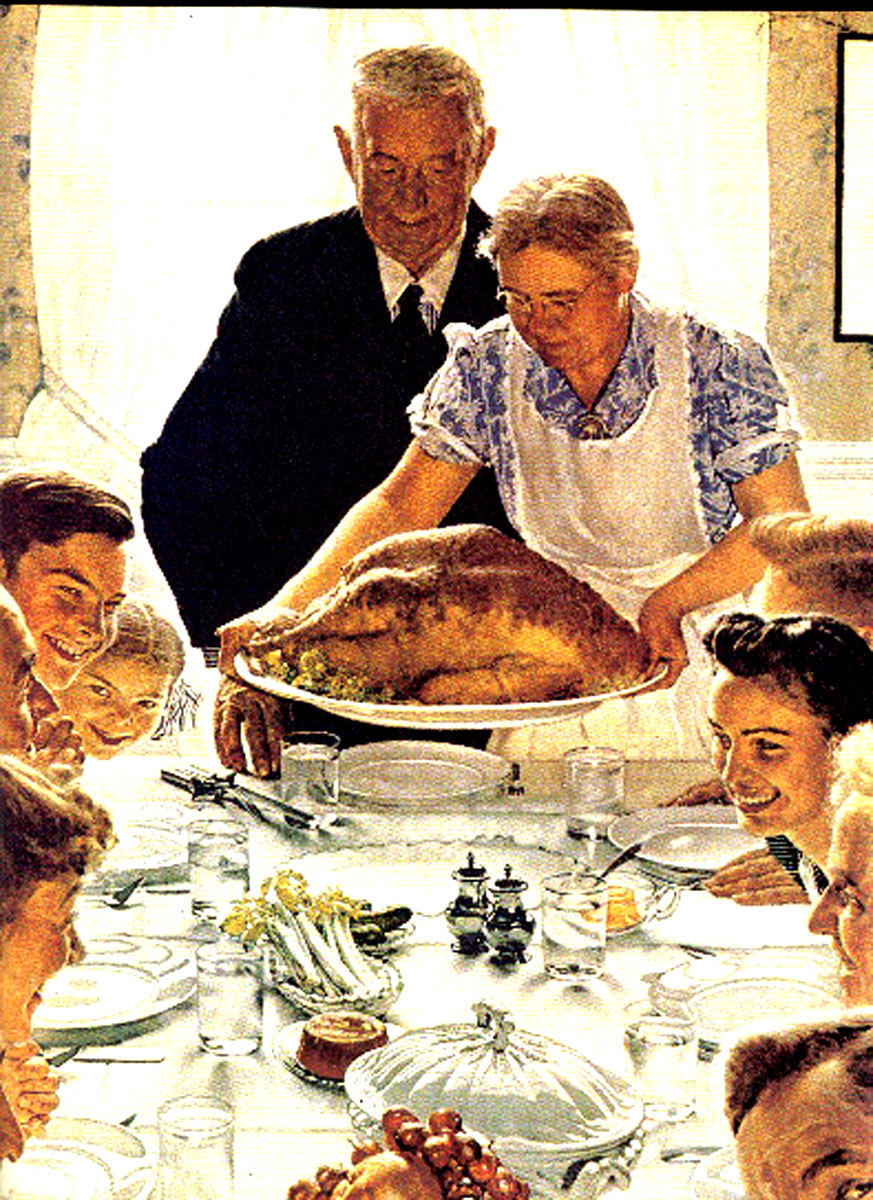 Thanksgiving Reflection II: Modestly Thankful
