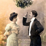 mistletoe-photo-vintage