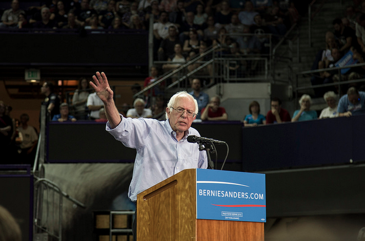 Sanders, Corbyn, and the radical politics of anachronism