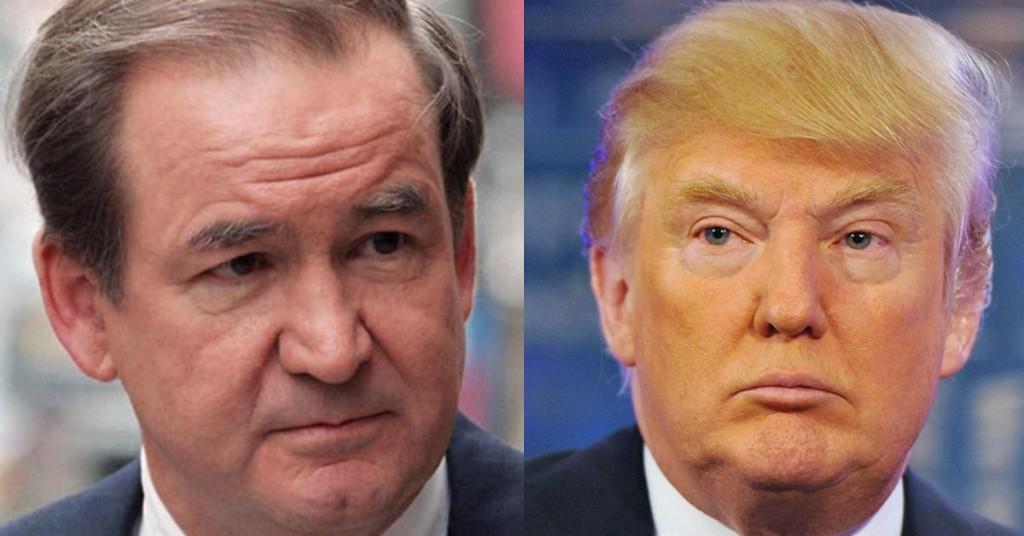 Buchanan und Trump. Geistesverwandte