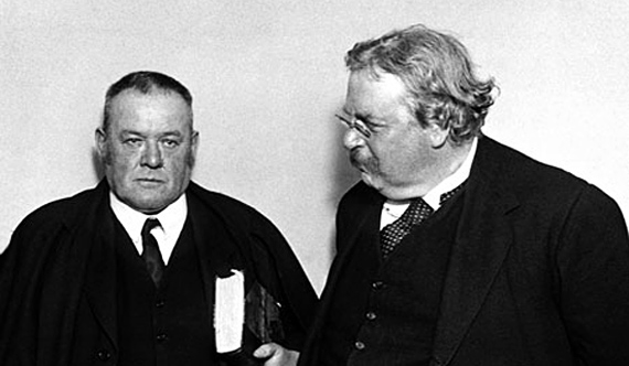 Chesterton and Belloc are not Enough - Front Porch Republic